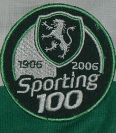 Centennial match worn football shirt of Douala