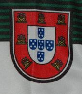 2002/03. Camisola listada reebok player issue. Camisolas como esta, com estes detalhes, nunca foram vendidas