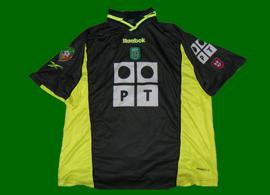 Camisola de jogo Sporting Bulgaria Yordanov 00 01