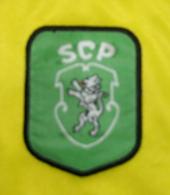 Camisola de guarda redes, réplica personalizada Peter Schmeichel Sporting 2000/01