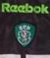 Sporting Lisbon Cristiano Ronaldo jersey. Wrong season, wrong shirt