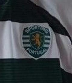 Fake Sporting Lisbon Cristiano Ronaldo shirt