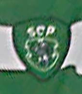 Sporting Lisbon Portugal 2001 2002 Cristiano Ronaldo maglia trikot shirt jersey
