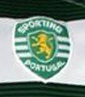 Sporting Lisbon Portugal 2002 2003 Cristiano Ronaldo maglia trikot shirt jersey