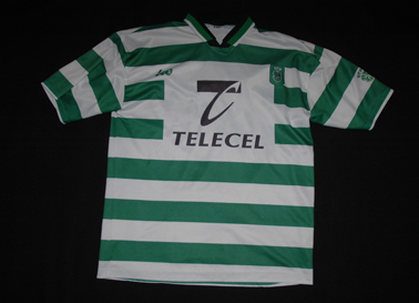 Camisola do Sporting Leo para a final da Taça