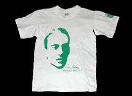t-shirt do Sporting José Alvalade 2010 loja verde
