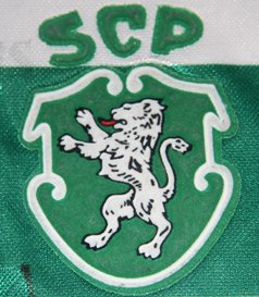 1996/97. Saillev, signed by the Sporting squad who played in newcastle 7 April 2005