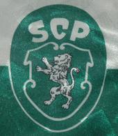 trikot Sporting Lissabon Saillev 94 95