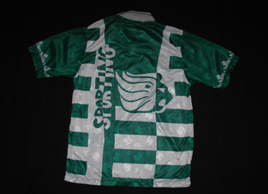 Camisola do Sporting Saillev.
