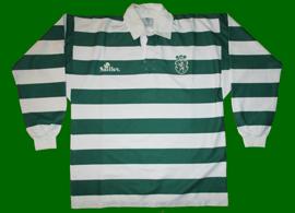 Saillev. Equipamento de rugby, é das camisolas modernas do Sporting mais bonitas que já vimos