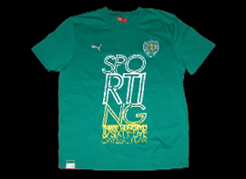 Sporting t-shirt Three hundred & sixty five days a year