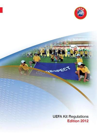 Normas UEFA 2012