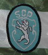 equipamento Sporting umbro 1990 1992 logo