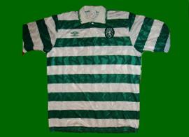 Sporting Portugal 90 91 pre-epoca Atletico Madrid Sporting Gijon