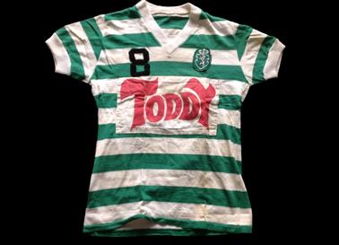 Camisola Carlos José, jogador de Andebol do Sporting