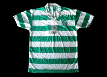 1979/80, eventualmente 1990/81. Camisola de Andebol do Sporting