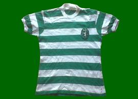 camisola do Sporting do Joaquim Murça de 1977/78 ou 1978/79