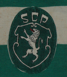 Shirt worn by Da Costa of Sporting Lisbon