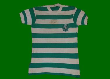 camisola de jogo do Espírito Santo, jogador das reservas, 1973/74