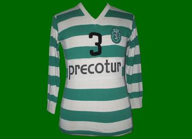 Camisola de Voleibol 1984/85 Sporting