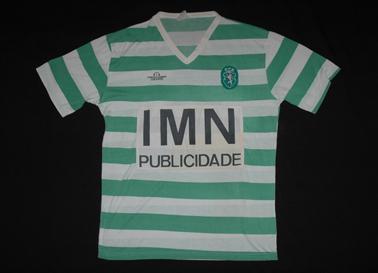 O patrocínio IMN - publicidade só apareceu em maio de 1989