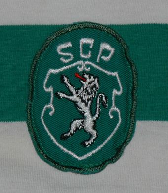 1979/80 e 1981/82. Camisola de jogo usada inicialmente em 1979/80, e depois usada no jogo Porto-Sporting de 3 de maio de 1982