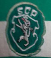 equipamento do Sporting Manel Fernandes capitão 1980 81