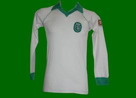 Sporting Club Lisboa 80 81 maglia indossata