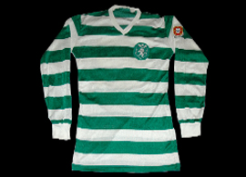SCP match worn Inacio national champion patch Cosmos 1980