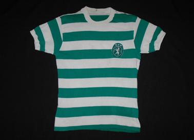 Sporting Camisola de jogo de futebol 1973/74