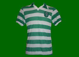 sporting lisbon shirts jerseys 1981 not Puma