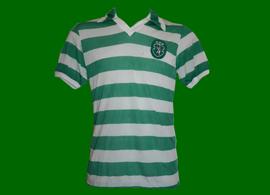 sporting lisbon shirts jerseys 1981 not Puma