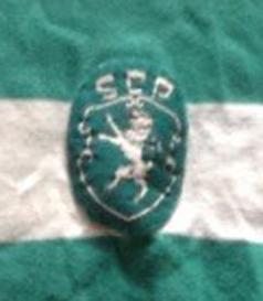 Camisola de futebol de 1972/73, usada em jogo por um defesa central