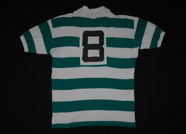 Camisola de futebol 1962 a 1964