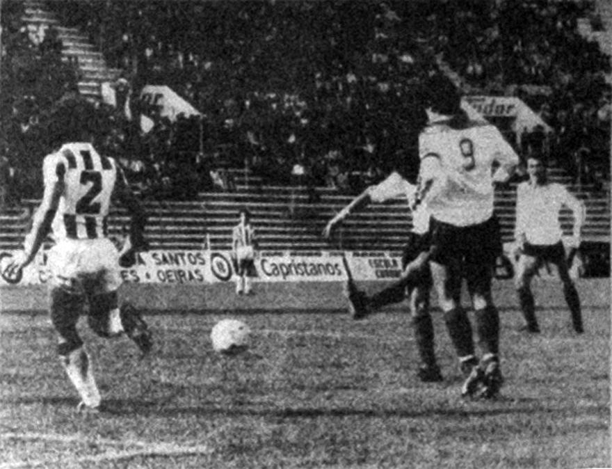 Foto do jogo 19ª Jornada, 13-02-1982 SPORTING 4 – 1 V. Setúbal
