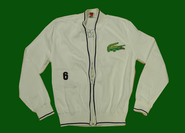 ols Lacoste Sporting Lisbon jacket from basketball