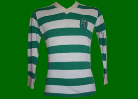 camisola do Sporting Rui Jordão 1981