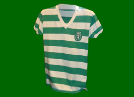 camisola do Manuel Fernandes do Museu Mundo Sporting