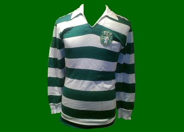 The Morais shirt, the best Sporting Lisbon shirt