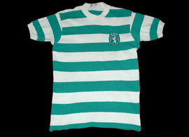 maillot ancien du Sporting Lisbonne du Portugal 1977 78 79 80
