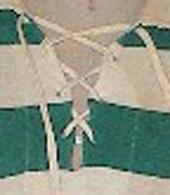 Sporting Lisbon relic shirt 1931 Manuel Baeta Antunes