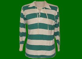 camisola historica do Sporting 1931 Manuel Baeta Antunes