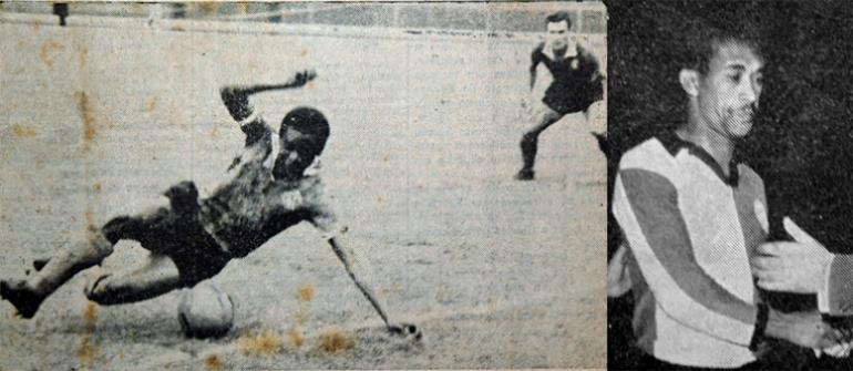 Equipamentos alternativos do Sporting de 1963/64