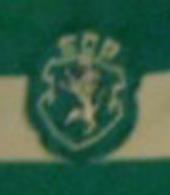 Camisola de Vítor Oliveira, da equipa de hóquei do Sporting que venceu a Taça das Taças em 1985