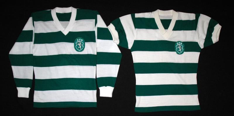 formação do futebol do Sporting, anos 1970