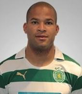 Camisola de jogo do Sporting listada usada por Alberto Rodriguez num jogo da Liga Europa