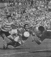 Camisa usada em jogo por Bastos Sporting Portugal 1972 1974
