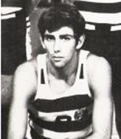 1968. Camisola de basquetebol de Carlos Sousa, juniores