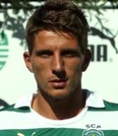 Equipamentos de jogo de Daniel Carriço no Sporting