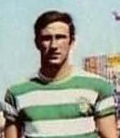 camisolas de jogo  do Peres, jogador do Sporting e de Portugal no Mundial 1966